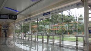 Automatic-Platform-Doors