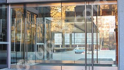 Pivoting Steel Door MS-300 Basicº