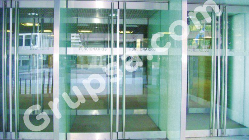 Pivoting Steel Door MS-300 Frame