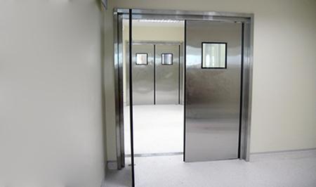 Pivotant Hospital Door HS-202p
