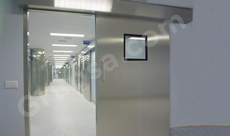 Sliding Hospital Door HS-201