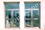 ms-615 Steel Pivoting Doors