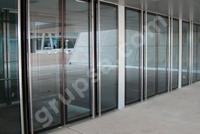 700 Steel Pivoting Doors